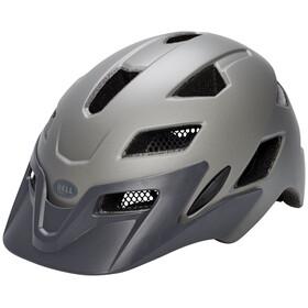 Bell Sidetrack - Casco de bicicleta Niños - gris